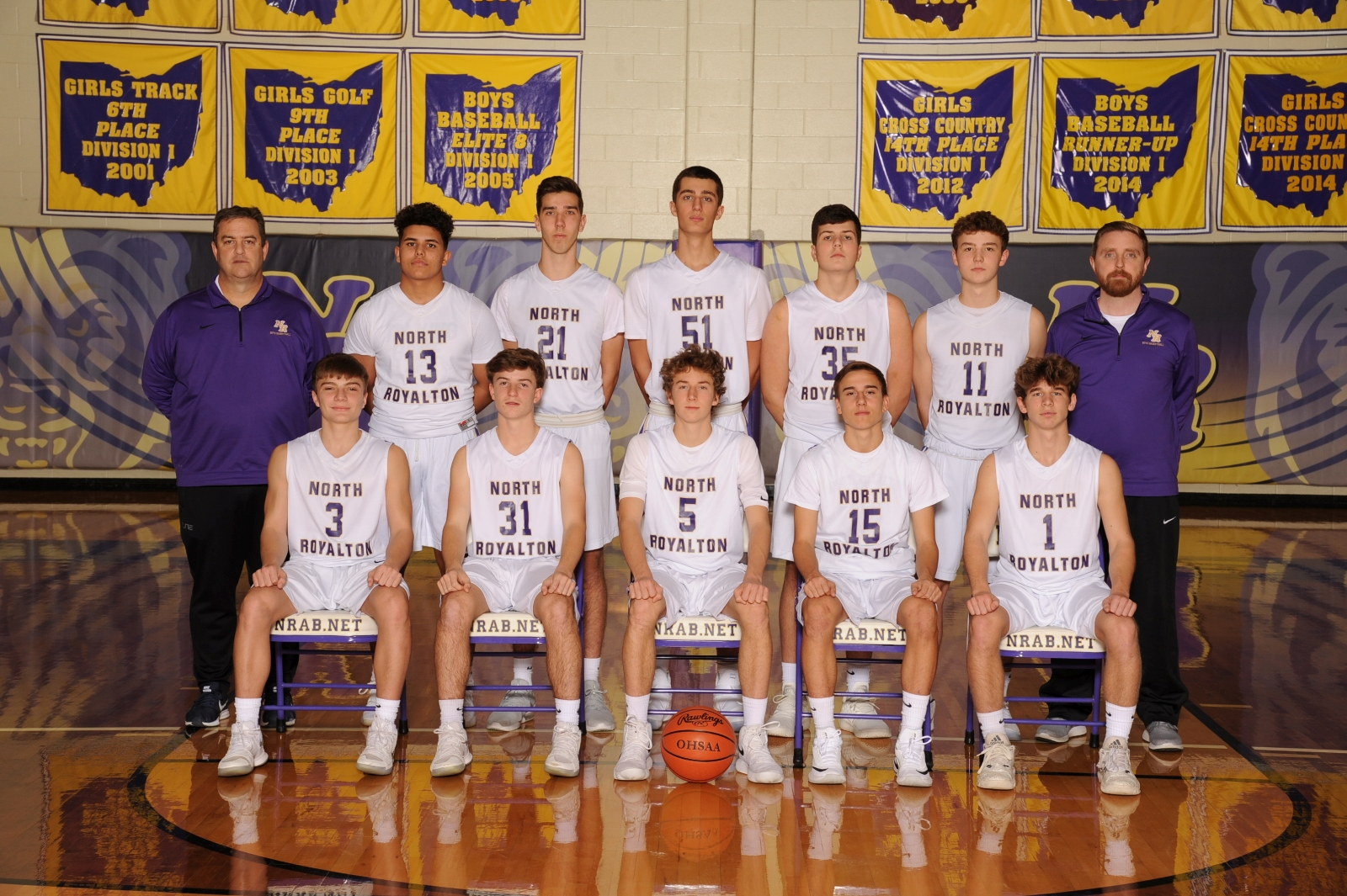 Boys JV/Freshmen Basketball Games for Tonight Tuesday, January 22nd Have Been POSTPONED