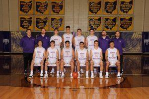 2018-19 Boys Varsity Basketball Team