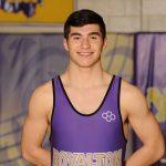 Varsity Wrestling Senior Spotlight:  Matt Casey