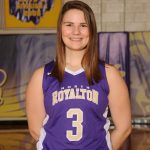 Girls Varsity Basketball Senior Spotlight:  Isabella Sprunger