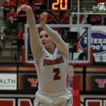 Alumni Alison Smolinski Becomes 3-Point Queen