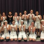 Girls 7th Grade Basketball Team Wins Suburban League Conference Middle School Championship 37-32
