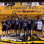 Boys 8th Grade Basketball Team Beats Revere 40-26