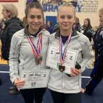 Avery Keller and Mya Costello Videos from OHSAA State Gymnastics Meet