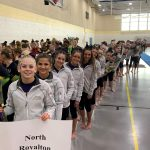 Royalton Recorder:  North Royalton Gymnastics Team Places Third in Ohio