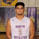 Boys Varsity Basketball Senior Spotlight:  AK Abuhamdeh