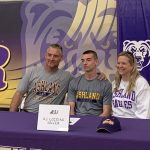 AJ Lozinak Signs NLI to Ashland University