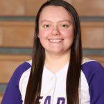 Girls Varsity Softball Senior Spotlight:  Carolyn Weiser