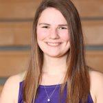 Girls Varsity Track Senior Spotlight:  Isabella Sprunger