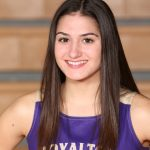 Girls Varsity Track Senior Spotlight:  Juliet Rayer