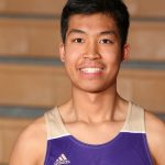 Boys Varsity Track Senior Spotlight:  Matthew Lam