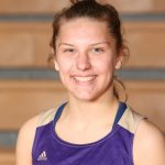 Girls Varsity Track Senior Spotlight:  Claudia Mendek