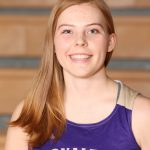 Girls Varsity Track Senior Spotlight:  Kayln Joy Hurlbert