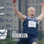 Alumni: Sam Robinson Earns All Big East Honors