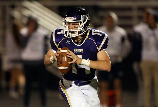cleveland.com: North Royalton's Joey Marousek Commits to Akron