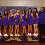 Girls Varsity Tennis Team Results at OHSAA Sectional Tournament