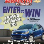 Car Raffle This Coming Friday, November 1st – Tickets On Sale Now