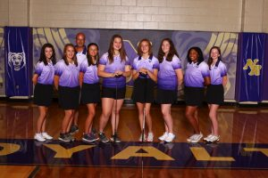 2019 Girls JV Golf