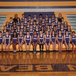 MS Girls 7th and 8th Grade Cross Country – 2019 Fall Sports Awards Winners