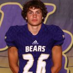 Royalton Recorder: Bradey Humble – A Rock-Solid Defensive Back For The Bears