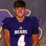Boys Varsity Football Senior Spotlight: Caden Fyffe