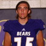 Boys Varsity Football Senior Spotlight: Eric Purcel