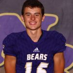 Boys Varsity Football Senior Spotlight: Michael Singer