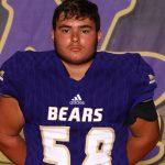 Boys Varsity Football Senior Spotlight: Raimo Palmiero