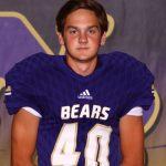 Boys Varsity Football Senior Spotlight: Zak Peterjohn