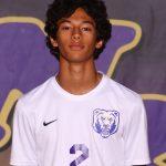 Boys Varsity Soccer Senior Spotlight: Topher Garcia