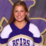 Girls Varsity Cheerleading Senior Spotlight: Isabella Zimmerman