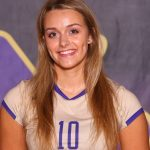 Girls Varsity Volleyball Senior Spotlight: Sydnee Jones