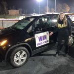 And The Car Raffle Winners Is………..Lynn Zontopulos of North Royalton