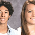 October, 2019 Athletes of the Month – Topher Garcia and Grace Bezak – Sponsored by Southwest General