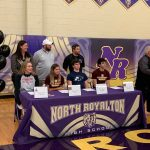 Royalton Recorder: Four Athletes Sign National Letters of Intent to Play in College