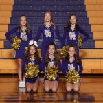 MS Girls 7th Grade Sideline Cheer – 2019 Fall Sports Awards Winners