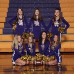 MS Girls 8th Grade Sideline Cheer – 2019 Fall Sports Awards Winners