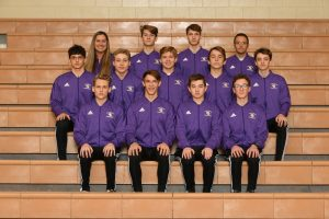 2019-2020 Boys Varsity Swimming