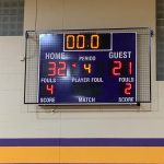 Girls 8th Grade Basketball Team Beats Nordonia 32-21