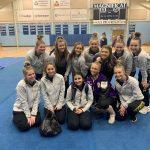 2019-2020 Girls Varsity Gymnastics