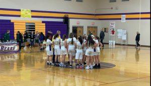 2019-2020 Girls 8th Grade Basketball