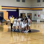 2019-2020 Girls 8th Grade Basketball