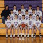 MS Boys 8th Grade Basketball – 2019-2020 Winter Sports Awards Winners