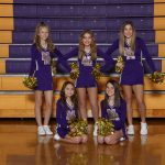 MS Girls 7th Grade Cheerleading – 2019-2020 Winter Sports Awards Winners