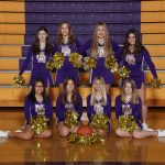 MS Girls 8th Grade Cheerleading – 2019-2020 Winter Sports Awards Winners