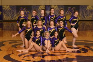 2019-2020 Girls Varsity Gymnastics