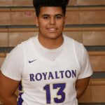 Royalton Recorder:  Competetive Daylin Riley Leads the Bears' Basketball Attack