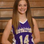 Girls Varsity Basketball Senior Spotlight: Alexis Kovach