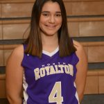 Girls Varsity Basketball Senior Spotlight: Natalie Rohrer