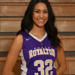 Girls Varsity Basketball Senior Spotlight: Verina Baskshron